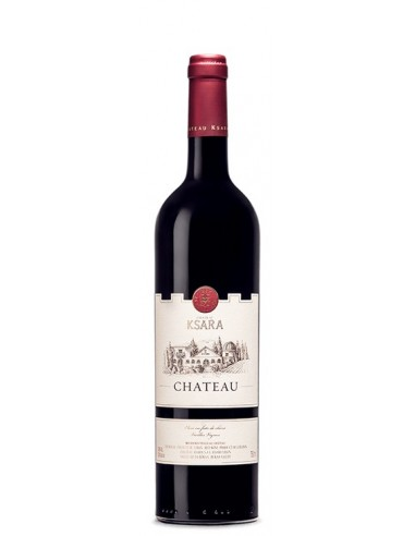 VINO TINTO CHATEAU ROUGE, KSARA - 750 ml