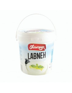 QUESO DE YOGUR NATURAL LABNEH - 1 kg