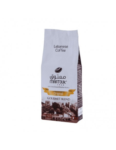CAFÉ ÁRABE ORIGINAL - 200 gr