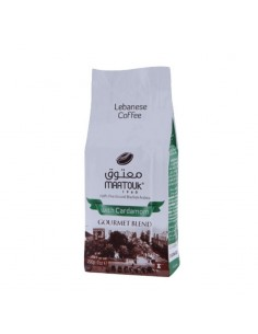 CAFÉ CON SABOR CARDAMOMO - 200 gr