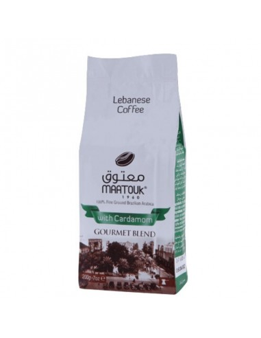 COFFEE WITH FLAVOR CARDAMOMO - 450 gr
