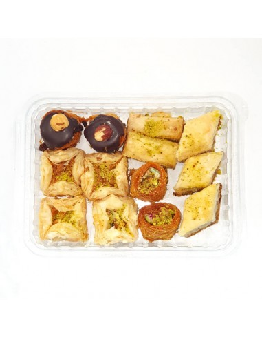 BAKLAVA ARABIC PASTRIES - 270 gr