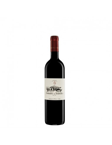 RED WINE DOMAINE DES TOURELLES - 375 ml.