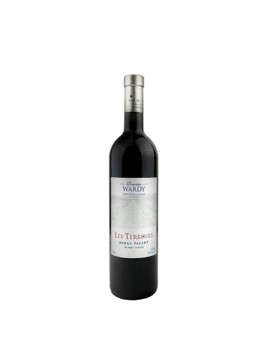 copy of RED WINE LES TERROIRS - WARDY...