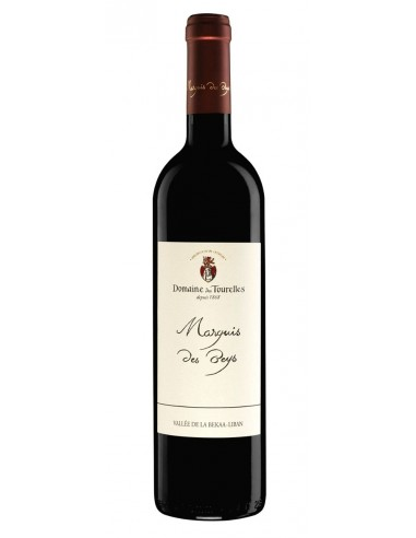 RED WINE MARQUIS DES BEYS - DOMAINE...