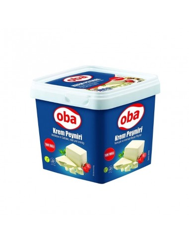 OBA CREAM CHEESE - 400 gr