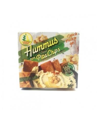 HUMMUS PITA CHIPS SNACK PACK