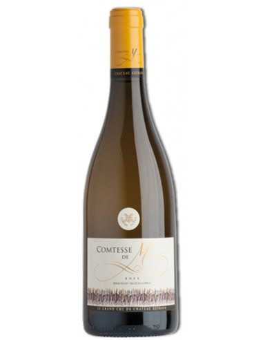 WHITE WINE - COMTESSE DE M - CHATEAU KEFRAYA - 750 ml