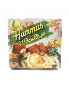 Hummus Pita Chips Snack Pack