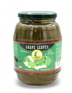 GRAPE LEAVES IN BRINE - 900 gr
