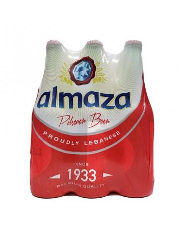 CERVEZA LIBANESA ALMAZA - PACK