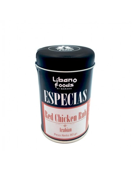 RED CHICKEN RUB