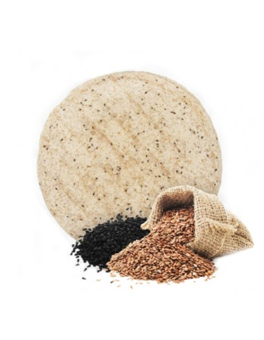 WHEAT TORTILLA - DURUM MULTIGRAIN 25 cm