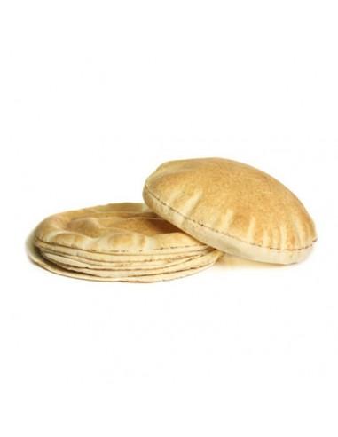 FRESH LEBANESE BREAD 20 cm - 6 pcs
