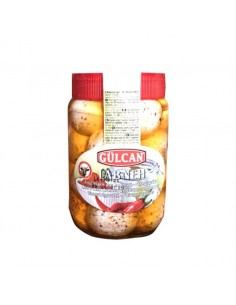 QUESO LABNEH EN BOLAS - CHILLI - 425 gr