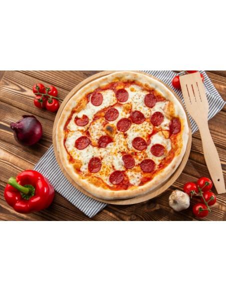 pizza salami halal