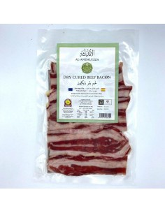 Bacon ternera Halal