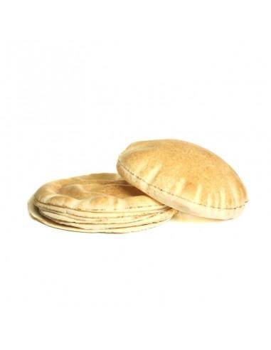 FRESH LEBANESE BREAD - 6 pcs x 40 bags