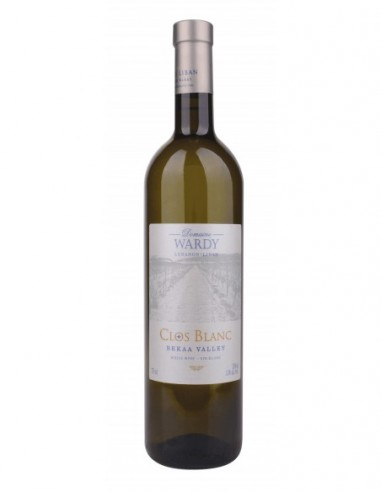 VINO BLANCO CLOS - WARDY 750 ml