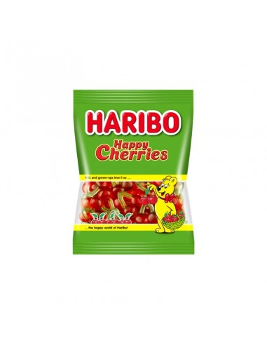 HARIBO HAPPY CHERRIES - 80 gr