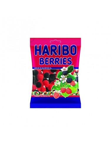 HARIBOBERRIES - 80 gr