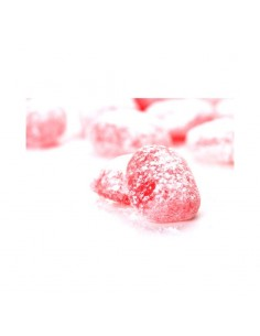 LOKUM TURKISH DELIGHTS POMEGRANATE - 350 gr