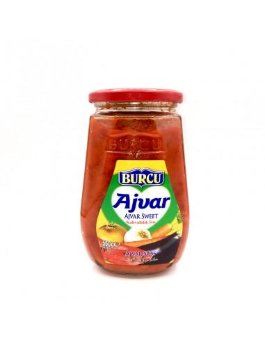 AJVAR FOR MUHAMMARA - 560 gr
