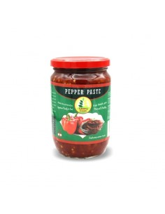 RED PEPPER PASTE - 660 gr