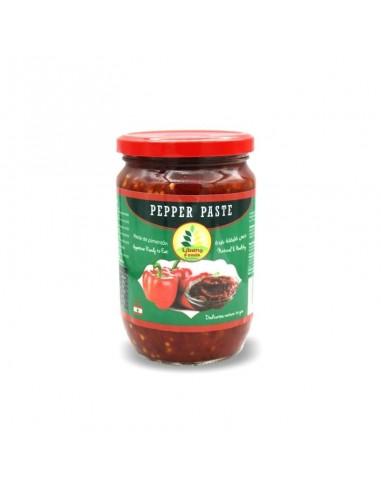 RED PEPPER PASTE - 660 gr