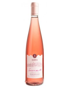 VINO ROSADO ROSÉ SUNSET - KSARA 750 ml