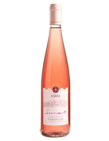 VINO ROSADO ROSÉ SUNSET - KSARA 750 ml