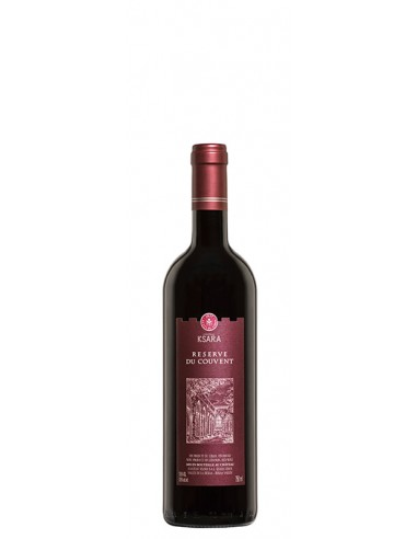 RED WINE RESERVE DE COUVENT - KSARA...