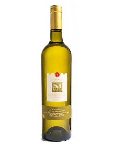VINO BLANCO CHARDONNAY - KSARA 750 ml