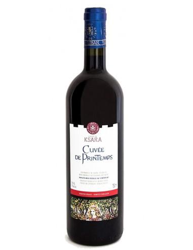 RED WINE CUVÉE DU PRINTEMPS - KSARA 750 ml