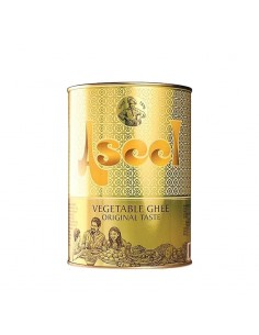 BUTTER VEGETABLE GHEE - 400 gr