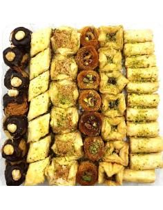 BAKLAWA ARABIC PASTRIES - 1 kg