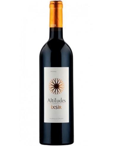 VINO TINTO ALTITUDES - IXSIR 750 ml