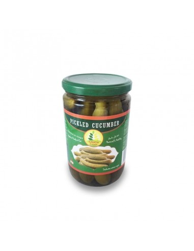KABIS KHIAR PICKLED CUCUMBERS - 660 gr